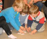 Låt de små barnen leka sig till kunskap med hjälp av NOT o TON.